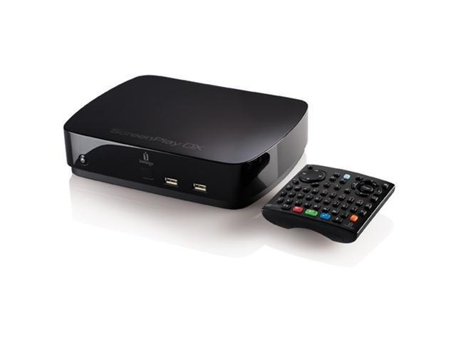 iomega 35039 ScreenPlay DX 1080p HD Media Player
