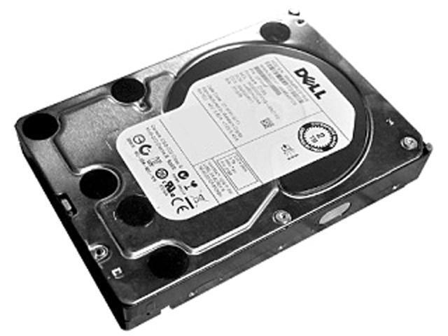 """Dell YY34F 2TB 7200 RPM SAS 6Gb/s 3.5"""" Internal Hard Drive"""