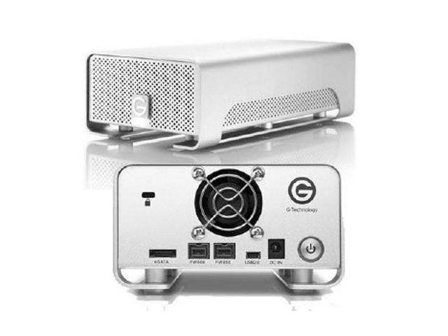 G-Technology G-RAID 2 x 500 GB 7200 RPM 3.5