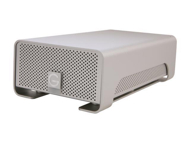 G-Technology G-RAID 6TB 7200 RPM USB 2.0 / IEEE 1394b / eSATA DAS Storage Array Model 0G01975