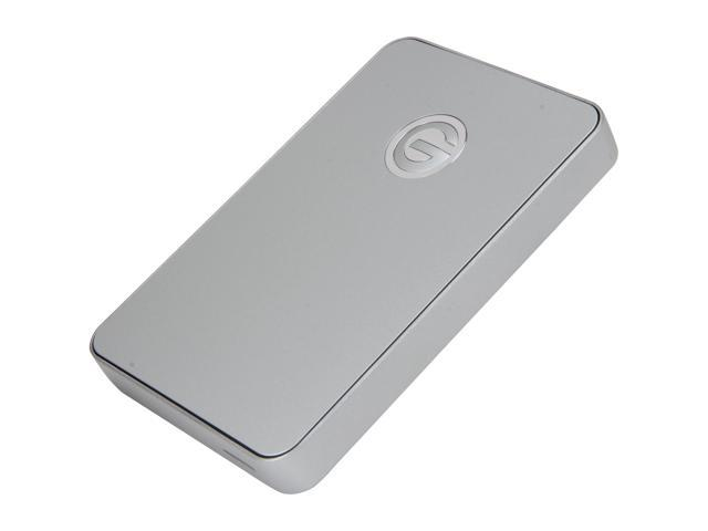 "G-Technology G-DRIVE 1TB 5400 RPM 2.5"" USB 2.0 / 2 x Firewire800 External Hard Drive Model 0G02229"