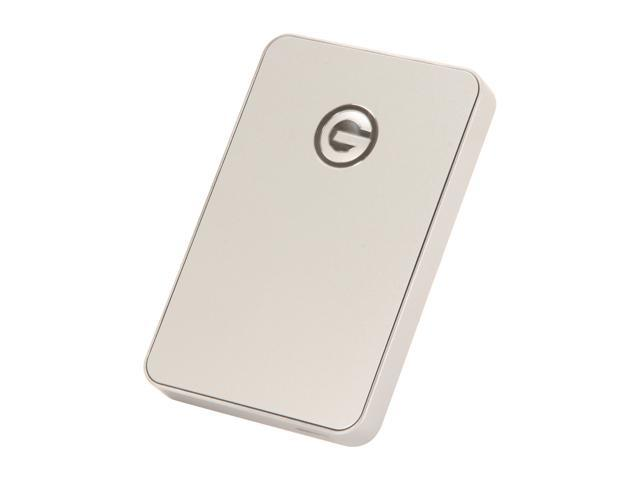"G-Technology G-DRIVE 1TB 2.5"" USB 3.0 / 2 x Firewire800 Portable Hard Drive Model 0G02391"
