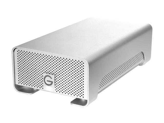 G-Technology G-RAID 8TB 7200 RPM USB 3.0 / 2 x Firewire800 Professional High-Performance Dual-Drive Storage System Model 0G02492