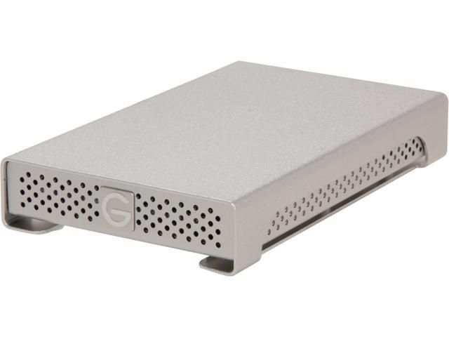 G-Technology G-DRIVE mini 1TB 7200 RPM USB 3.0 / 2 x Firewire800 High-Speed Portable Drive Model 0G02576
