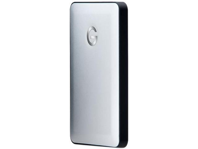 G-Technology 1TB G-DRIVE mobile Portable Hard Drive USB 3.0 Model 0G02874