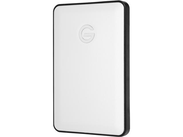 G-Technology 1TB G-DRIVE Mobile Portable Hard Drive USB 3.0 Model 0G02874