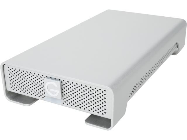 G-Technology G-DRIVE 4TB 7200 RPM USB 3.0 / eSATA / 2 x Firewire 800 G-DRIVE Professional Strength External Hard Drive Model ...