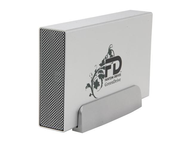 Fantom Drives 2TB USB 2.0 / eSATA GreenDrive G-Force External Hard Drive GD2000EU32