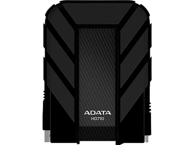 ADATA 2TB HD710 Waterproof / Dustproof / Shock-Resistant USB 3.0 External Hard Drive USB 3.0 Model AHD710-2TU3-CBL Blue