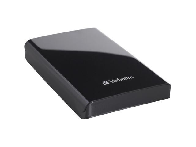 Verbatim 1TB Store 'n' Go SuperSpeed Portable Hard Drive USB 3.0 Model 97538 Black
