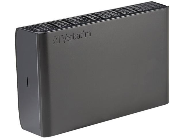 """Verbatim Store n Save 2TB 3.5"""" USB 3.0 / Firewire800 Mac Storage Model 97614"""