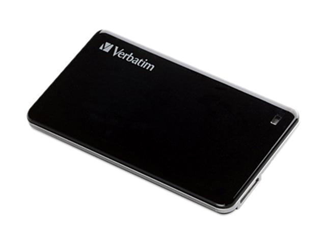 Verbatim Store 'n' Go 128 GB External Solid State Drive - 1 Pack