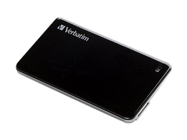 Verbatim Store 'n' Go 256 GB External Solid State Drive - 1 Pack