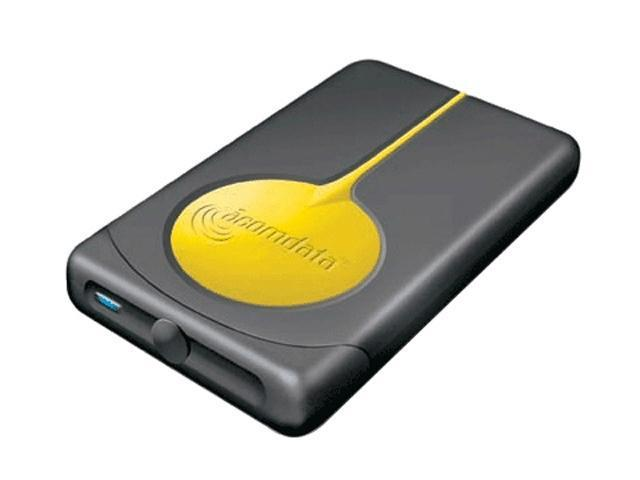 "acomdata Ondago Portable 60GB 5400 RPM 2.5"" USB 2.0 / IEEE 1394a External Hard Drive Model SHD060UFAPE-54"