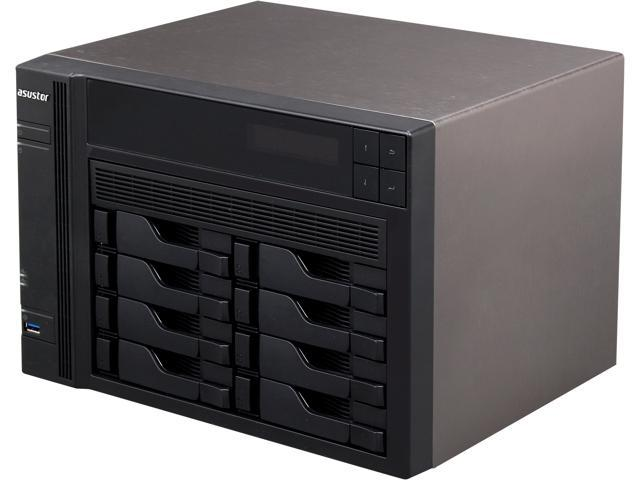Asustor AS-608T Diskless System Network Storage