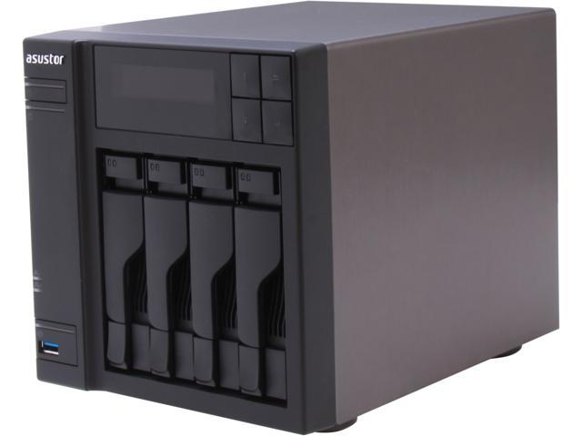 Asustor AS-604T Diskless System Network Storage