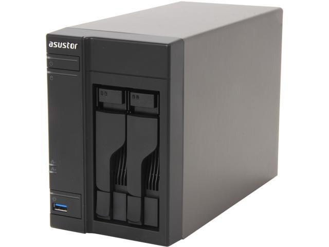 Asustor AS-602T Diskless System Network Storage