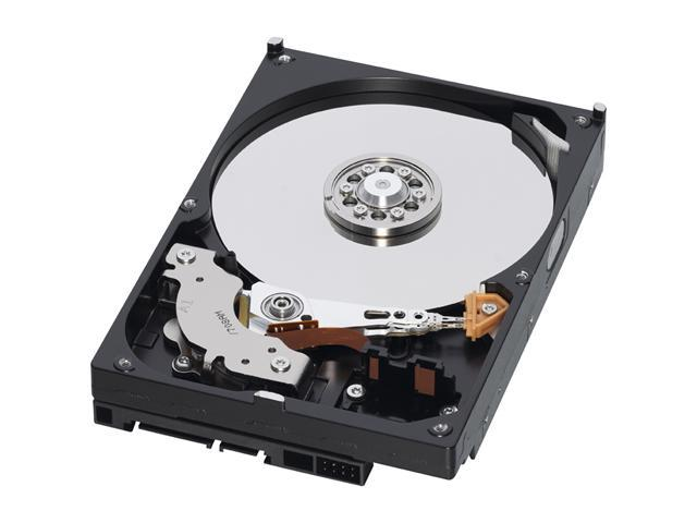 "Western Digital AV WD5000AVKX 500GB 7200 RPM 16MB Cache SATA 6.0Gb/s 3.5"" Internal Hard Drive Bare Drive"
