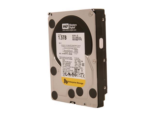 WD WD RE4-GP WD1502FYPS 1.5TB 64MB Cache SATA 3.0Gb/s 3.5