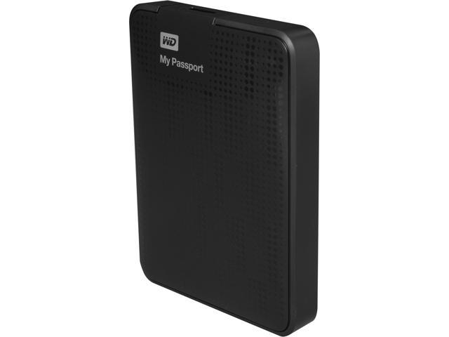wd 1tb my passport portable hard drive usb 3 0 model. Black Bedroom Furniture Sets. Home Design Ideas