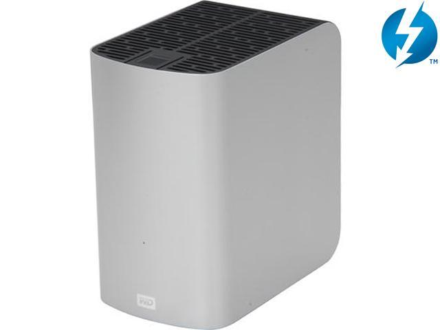 Western Digital My Book Thunderbolt Duo 4TB 3.5