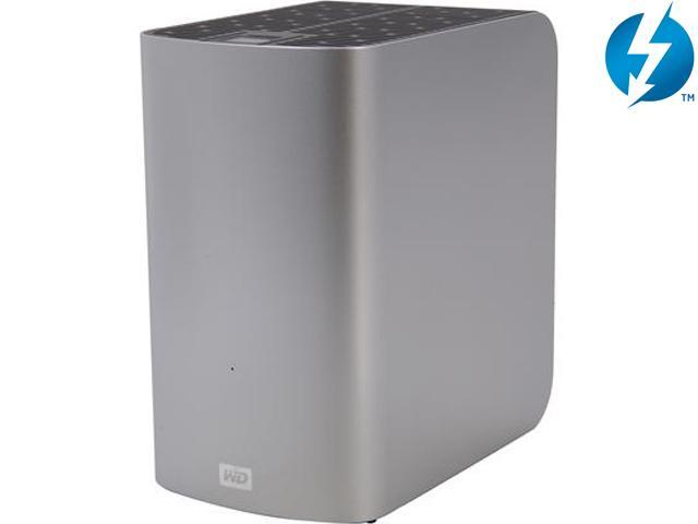 Western Digital My Book Thunderbolt Duo 6TB 3.5