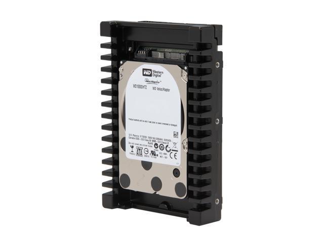 Western Digital WD VelociRaptor WD1000DHTZ 1TB 10000 RPM 64MB Cache SATA 6.0Gb/s 3.5