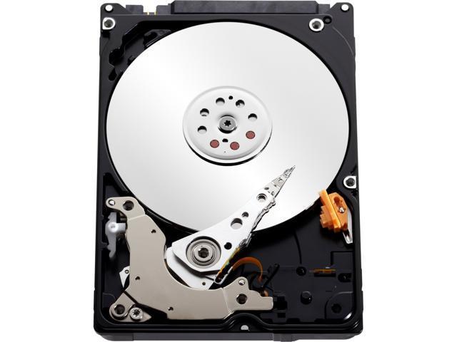 WD Scorpio Blue WDBABC0010BNC-NRSN 1 TB 2.5' Internal Hard Drive - Retail Kit