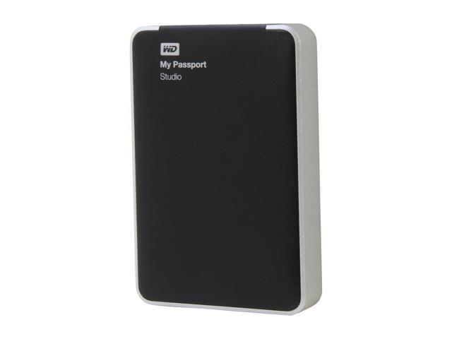 WD My Passport Studio 2TB 2.5