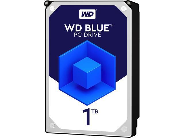 wd blue 1tb desktop hard disk drive rpm sata 6gbs 64mb cache