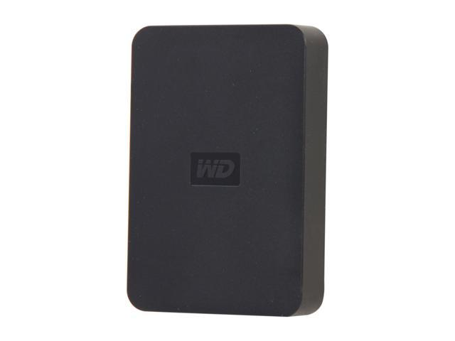 WD 500GB Elements Portable Hard Drive USB 3.0/2.0 Model WDBPCK5000ABK