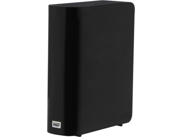 """WD My Book Essential 3TB USB 3.0 / USB 2.0 3.5"""" External Hard Drive Black"""