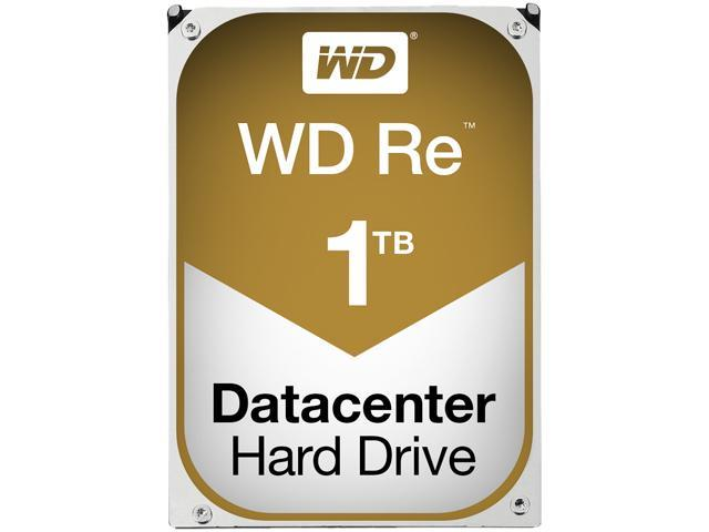 WD Re 1TB Datacenter Capacity Hard Disk Drive - 7200 RPM Class SATA 6Gb/s 64MB Cache 3.5 inch WD1003FBYZ
