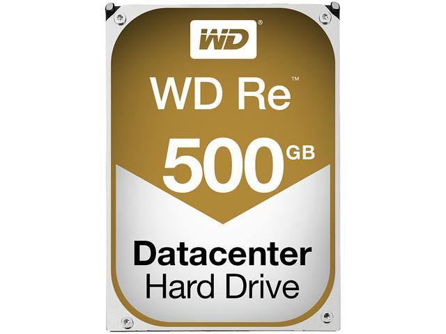 "WD RE WD5003ABYZ 500GB 7200 RPM 64MB Cache SATA 6.0Gb/s 3.5"" Datacenter Capacity Internal Hard Drive Bare Drive"