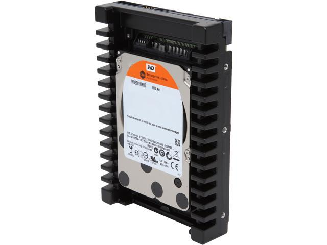 "WD Xe WD3001HKHG 300GB 10000 RPM 32MB Cache SAS 6Gb/s 3.5"" Internal Hard Drive Bare Drive"