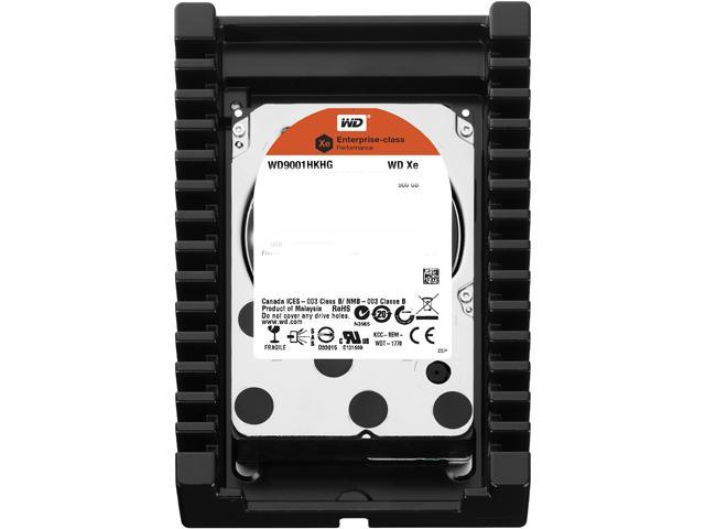"WD Xe WD9001HKHG 900GB 10000 RPM 32MB Cache SAS 6Gb/s 3.5"" Internal Hard Drive Bare Drive"