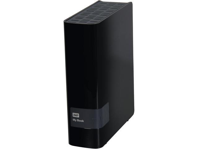 WD 4TB My Book Desktop External Hard Drive - USB 3.0 - WDBFJK0040HBK-NESN