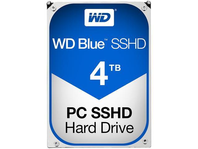 WD Blue WD40E31X 4TB 5400 RPM SATA 6.0Gb/s 3.5