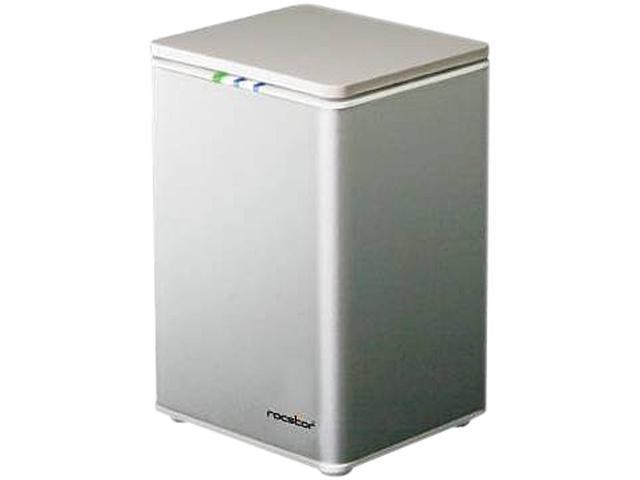 Rocstor Arcticroc 2T 6TB USB 2.0 / Firewire400 / Firewire800 / eSATA 3.5