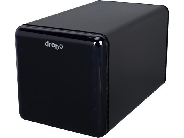 Drobo Direct Attached Storage - 4 bay array  - USB 3 port (DDR3A21)