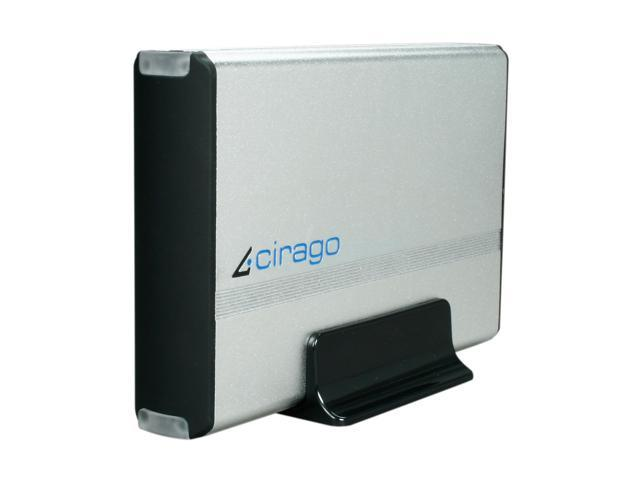 "cirago 1.5TB USB 2.0 3.5"" External Hard Drive"