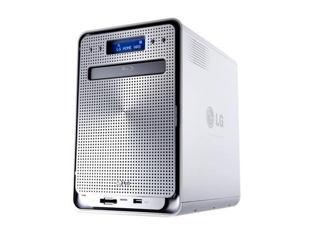 LG N4B2NF4 2TB x 4 (3.5