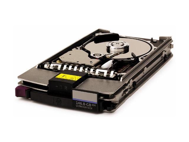 "HP 347708-B22 147GB 15000 RPM Ultra320 SCSI 3.5"" Hard Drive Bare Drive"