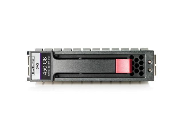 HP StorageWorks MSA2 AJ737A 450GB 15000 RPM SAS 3Gb/s 3.5