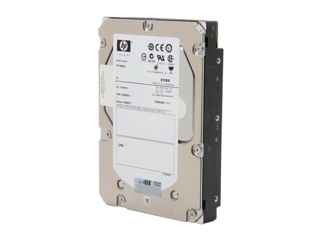 HP Entry 516824-B21 300GB 15000 RPM SAS 6Gb/s 3.5