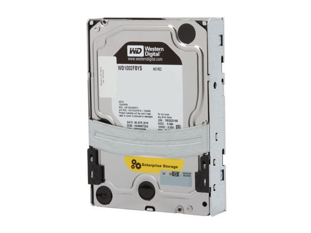 HP 574025-B21 1TB 7200 RPM SATA 3.0Gb/s 3.5