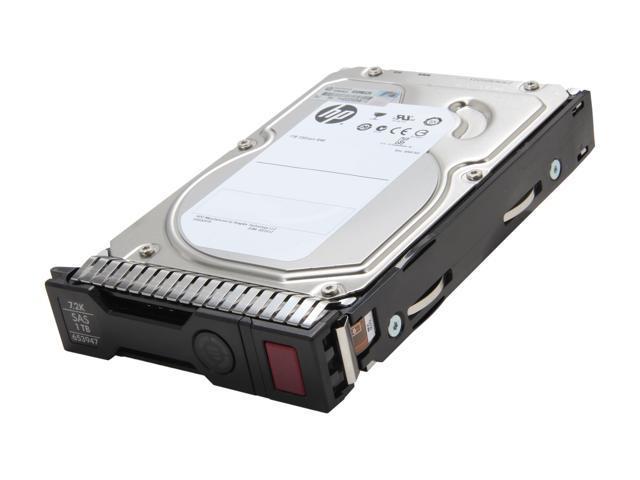 HP 652753-B21 1TB 7200 RPM SAS 6Gb/s 3.5