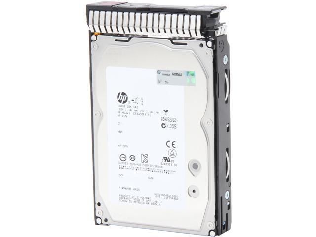 HP 652615-B21 450GB 15000 RPM SAS 6Gb/s 3.5