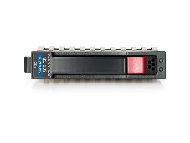 HP 632078-B21 500GB 7200 RPM SATA 6.0Gb/s 2.5