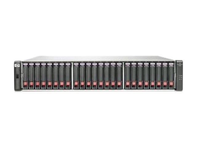 HP QR529B 12TB (12x1TB) StorageWorks P2000 G3 SAN Array Bundle